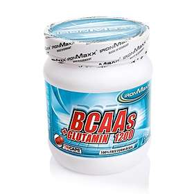 IronMaxx BCAAs + Glutamine 1200 260 Kapsler