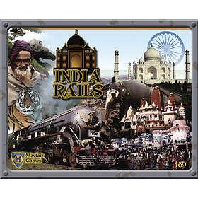 Mayfair Games India Rails