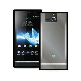 Puro Clear Cover for Sony Xperia U