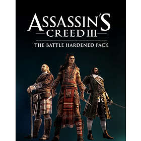 Assassin's Creed III Expansion: The Battle Hardened Pack
