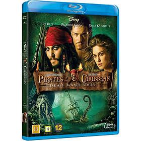 Pirates of the Caribbean: Död Mans Kista
