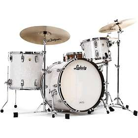 Ludwig Classic Maple LLC263 Fab 22