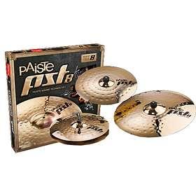 Paiste PST 8 Rock Set (14/16/20)