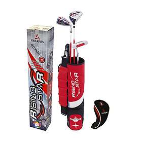 Paragon Golf Rising Star Junior (3-5 Yrs) with Carry Stand Bag