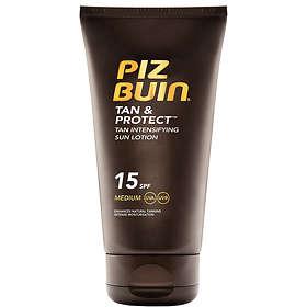 Piz Buin Tan & Protect Lotion SPF15 150ml