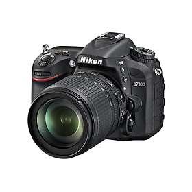 Nikon D7100 + 18-105/3,5-5,6 VR