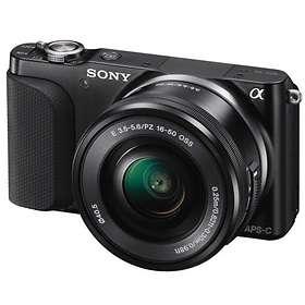 Sony NEX-3N + 16-50/3,5-5,6 OSS