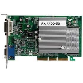 Axle GeForce 5500FX 256Mo