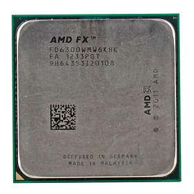 AMD FX-Series FX-6300 3,5GHz Socket AM3+ Tray