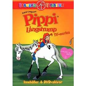 Pippi Långstrump - TV-serien (Tecknad)