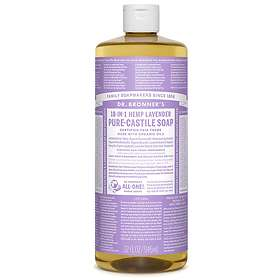 Dr. Bronner's Pure Castile Liquid Soap 946ml
