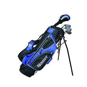 Masters MC-J520 Junior Half (6-8 Yrs) with Carry Stand Bag