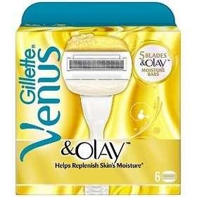 Gillette Venus & Olay 6-pack