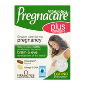 Vitabiotics Pregnacare Plus Omega 3 56 Capsules