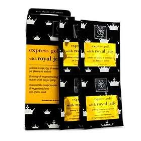 Apivita Express Gold With Royal Jelly Masks 2x8ml