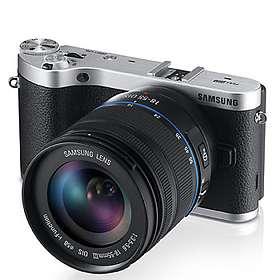 Samsung NX300 + 18-55/3,5-5,6 OIS