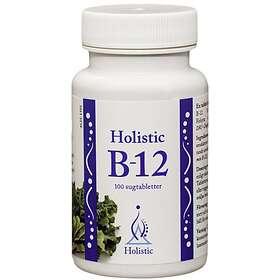 Holistic Vitamin B-12 100 Kapslar
