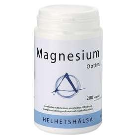 Helhetshälsa Magnesium Optimal 200 Kapslar