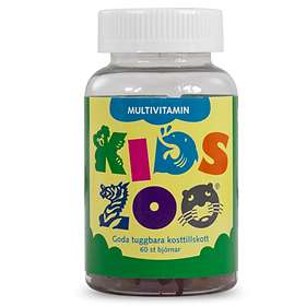 Acrilex KidsZoo Multivitamin 60 Tabletter