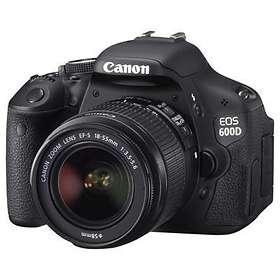 Canon EOS 600D + 18-55/3,5-5,6