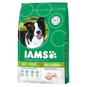 Iams ProActive Dog Adult Small & Medium 12kg