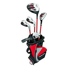Wilson Prostaff Junior (5-8 Yrs) with Carry Stand Bag