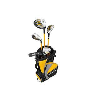 Wilson ProStaff Junior (8-11 Yrs) with Carry Stand Bag