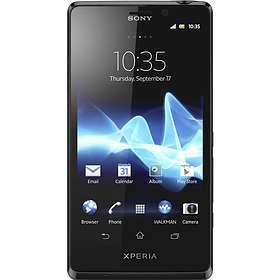 Copter Screenprotector for Sony Xperia V