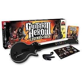 Guitar Hero III: Legends of Rock (inkl. Gitarr) (PS3)