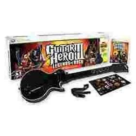 Guitar Hero III: Legends of Rock (incl. Guitar)