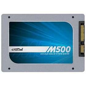 """Crucial M500 SSD 2.5"""" 480GB"""