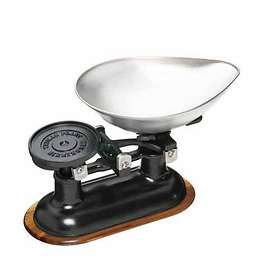 Kitchen Craft Natural Elements Traditional Balance Scale