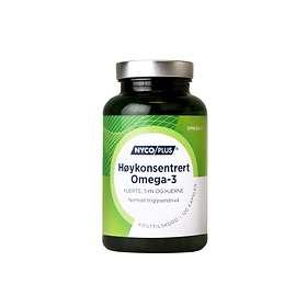 omega 3 prisjakt