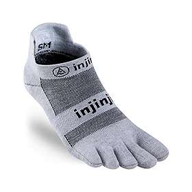 Injinji Run Lightweight No Show Sock