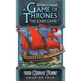 Fantasy Flight Games A Game of Thrones: Kortspel - Great Fleet