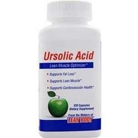 Labrada Nutrition Ursolic Acid 120 Capsules