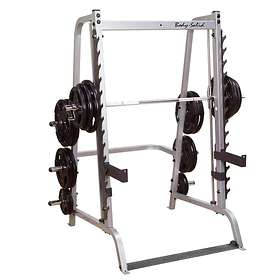 Body Solid Series 7 Smith Gym System GS348P4