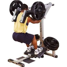 Body Solid Leverage Squat & Calf Raise GSCL360