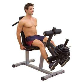 Body Solid Seated Leg Extension / Supine Leg Curl GLCE365