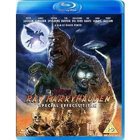 Ray Harryhausen: Special effects titan (UK)