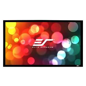 "Elite Screens Sable Frame CineWhite 16:9 100"" (221x125)"