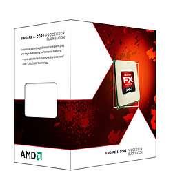 AMD FX-Series FX-4350 4,2GHz Socket AM3+ Box