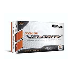 Wilson Tour Velocity Distance (15 bollar)