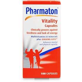 Boehringer Ingelheim Pharmaton Vitality 100 Capsules