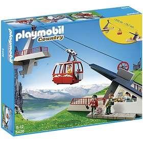 Playmobil Mountain Life 5426 Téléphérique