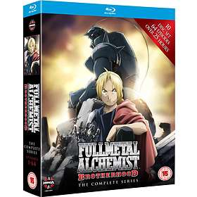Fullmetal Alchemist: Brotherhood - The Complete Series (UK)