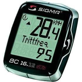 Sigma Sport BC 16.12 STS CAD