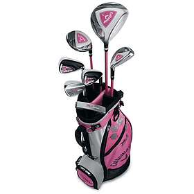 Callaway XJ Series Junior Girls (9-12 Yrs) with Carry Stand Bag