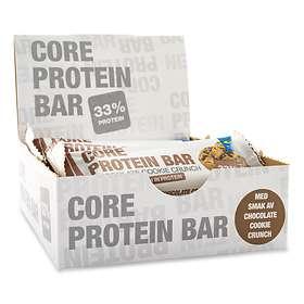 Svenskt Kosttillskott Core Protein Bar 57g 12st