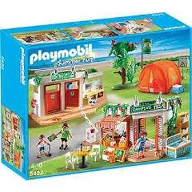 Playmobil Vacation 5432 Camping